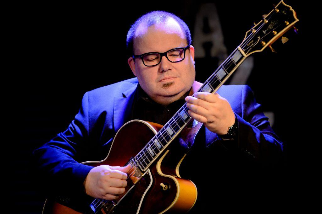 Jazzgitarrist Jazzguitarist Guitarist Berlin
